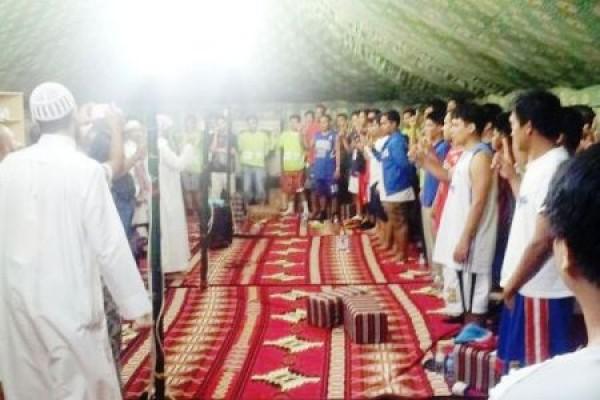"""استئناف عقد ملتقيات """"حُجة وهداية"""" يثمر عن إسلام 50 فلبينيا"""