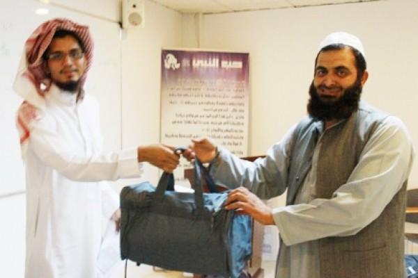 """دورات فقهية للجاليات المشاركة في حملة """"حجة الإسلام"""" 1433هـ"""