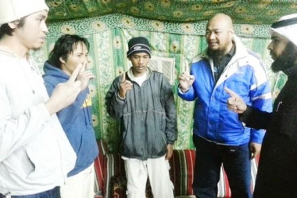 اللقاء الأول لرعاية الجالية الفلبينية المسلمة حديثا وإسلام 3 من حضوره