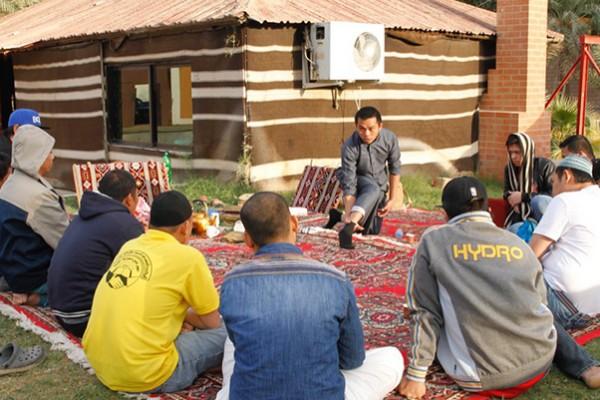 335 رجلا وامرأة يعلنون إسلامهم خلال الربع الأول