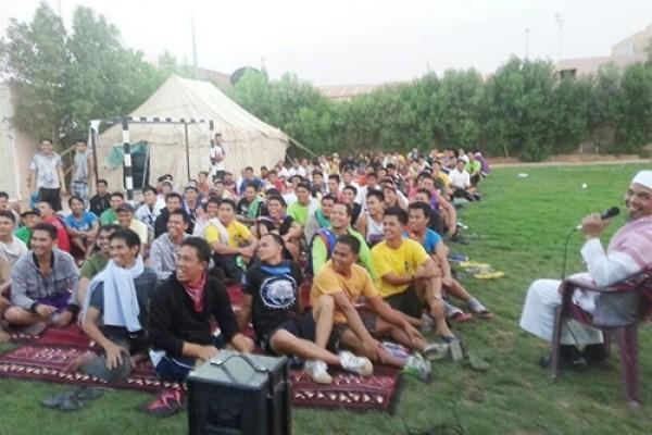 إسلام 116 شخصا في أكبر عدد خلال ليلة واحدة