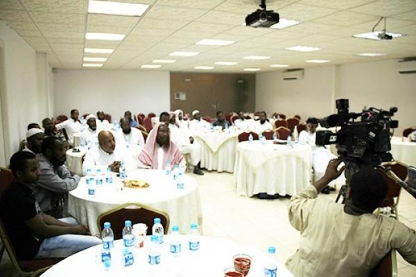 دورة دعوية للجالية الإثوبية وإسلام 3 من حاضراتها