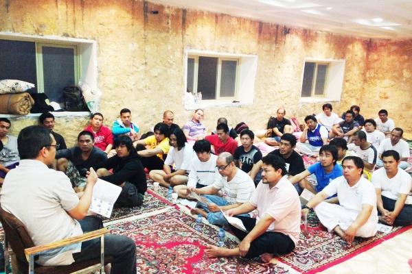 تسيير رحلات دعوية لمتابعة المسلمين الجدد