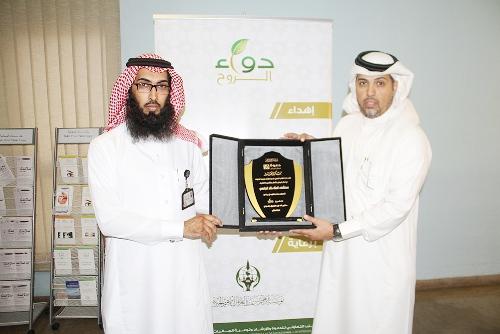 1500 هدية لمرضى مستشفيي الملك خالد والملك عبدالعزيز الجامعيين