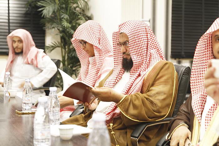 الشؤون الإسلامية تنظم جولة دعوية بالتعاون مع المكتب