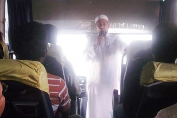 تسيير حملة العمرة الأولى لـ 50 مسلما جديدا من الجالية السيرلانكية